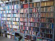 Sehr viele Bücher in einem