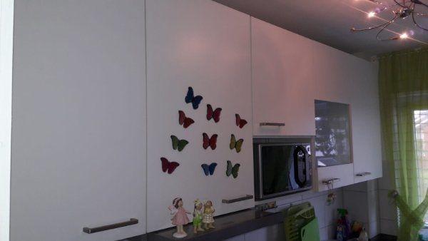 Küche Oberzeile