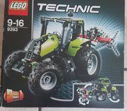 Lego Technik Traktor 9393