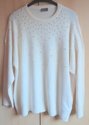 Damen-Pullover - Gr XL ca Gr 50