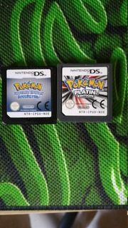 Pokemon DS Spiele