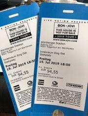 Bon Jovi Wörthersee stadion 2019