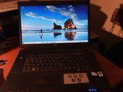 Notebook W10 Fujiutsu Siemens Amilo