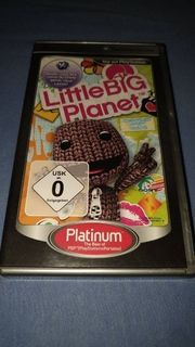 LITTLE BIG PLANET PSP Spiel