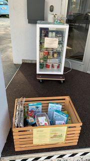 Offener Kühlschrank neu in Götzis