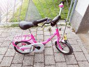 Puky Kinder Fahrrad rosa 12