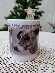 Neuwertiger besonderer Kaffeebecher