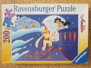Ravensburger Puzzle Alladin 200 Teile