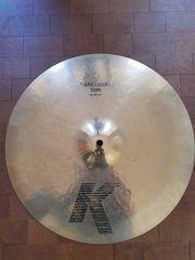 Zildjian 16 K Dark Thin