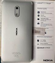 Nokia 6 in Silber 32