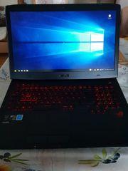 Laptop von Asus ROG G751JT-T7094