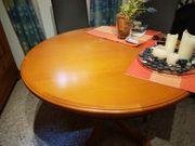 Esszimmertisch Kirsche plus 6 Stühle