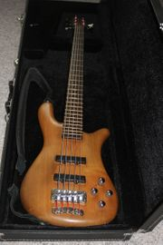 Warwick Streamer Bass LX 5
