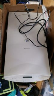 Scanner HP Scanjet 7400C defekt