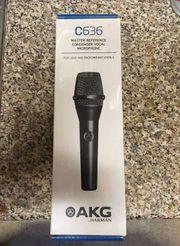 Mikrofon Akg C636 neu