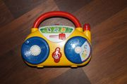 Spielzeugradio Kinderradio verschiedene Melodien
