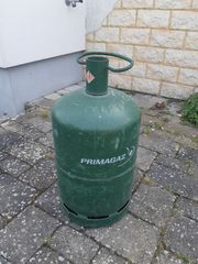 Propangasflasche 13 kg leer