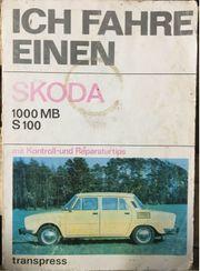 Skoda 1000MB S100 Betriebsanleitung