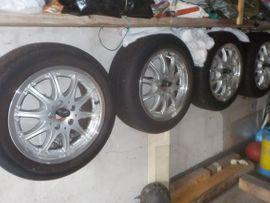 Alu-Räder Ford 205/55 R 16
