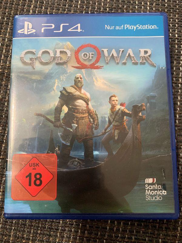 God of War PS4 PlayStation