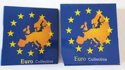 Euro-Sammlung im Sammelordner