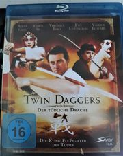 Twin Daggers action martial arts