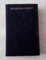 Verkaufe alte Luther- Bibel Die