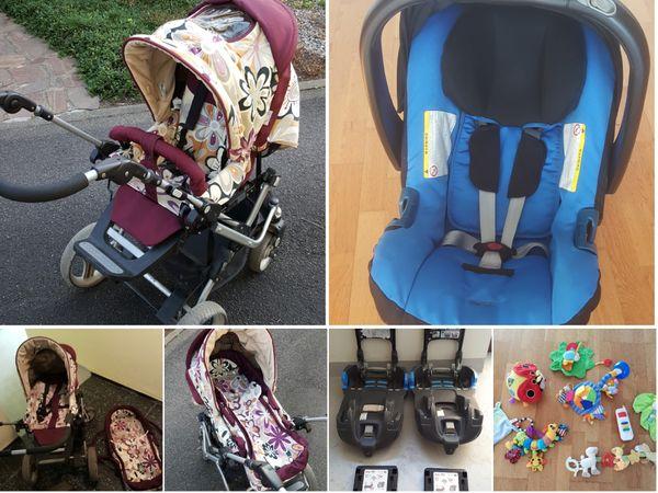 Marken Erstausstattung fürs Baby