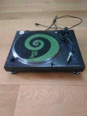 Stage Line DJ Plattenspieler für