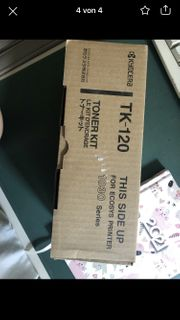 Toner kyocera tk 120