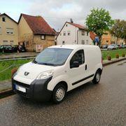 Peugeot Bipper Tüv Neu