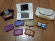 Nintendo DS Lite weiß