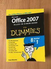 MICROSOFT OFFICE 2007 FÜR DUMMIES -