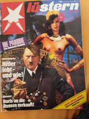 Illustrierte SONDERAUSGABEN LÜstern Quick WeStern