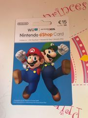 Nintendo E-Shop Card Guthaben 2 -