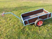 Handwagen Leiterwagen Fetra