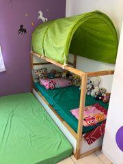 Kinderbett auf Wunsch mit ohne
