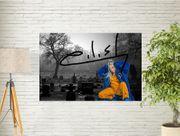 Billie Eilish Kunstdruck 45x30 cm