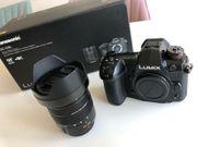 Panasonic Lumix G9 mit Leica