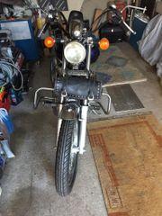 Motorrad 125 Kubik