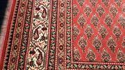 Perserteppich Perser Teppich Täbris Wolle