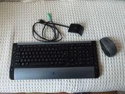 Logitech S510 Funktastatur mit Funkmaus