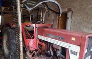 Traktor IHC 353 Schnell-Läufer