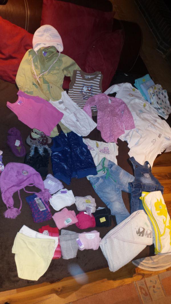 Tolle Babysachen günstig abzugeben