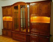 Wohnzimmer Korpus Kirschbaum