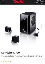 Teufel PC-Sound Woofer Concept C100