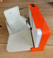 Brotschneidemaschine Krups Variotronic 70er Vintage