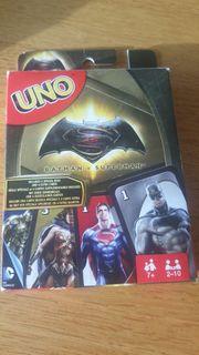 UNO Batman Superman