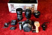 Pentax 645Z Mittelformatkamera Objektive