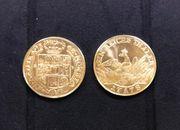 2 Silbermedaillen Repliken Preußen-Taler